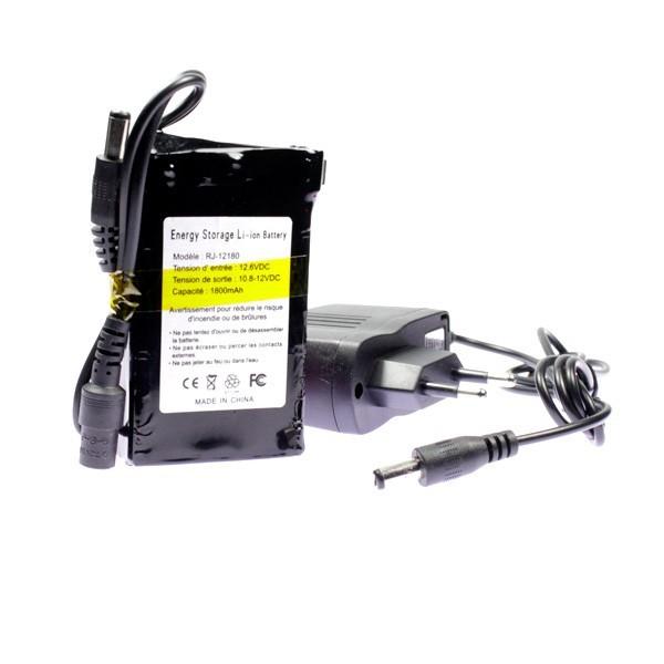 1800mah 12 volts mini rechargeable battery. Black Bedroom Furniture Sets. Home Design Ideas
