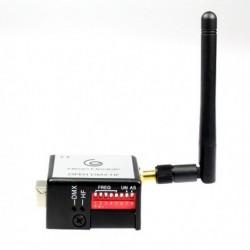 Wireless DMX transmitter with USB input
