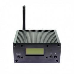 Wireless DMX transmitter with XLR3 and USB input