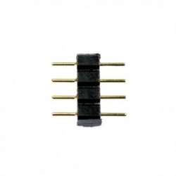 Male-male connector for female RGB connector