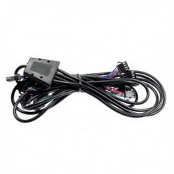 Câblage électrique complet RGB pour veste lumineuse Light1