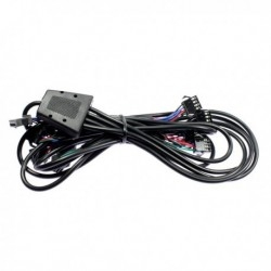 Complete RGB electric wiring for Light1 luminous jacket